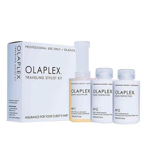 OLAPLEX TRAVELING STYLIST KIT 3x100 ml