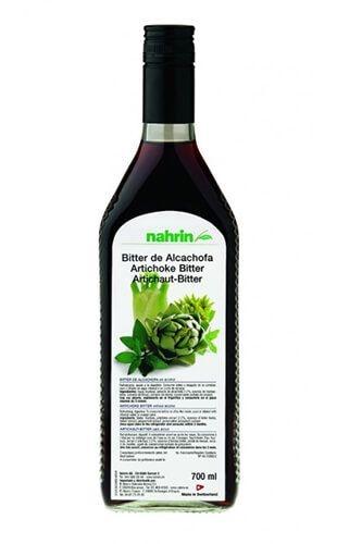 bíter de alcachofa detox